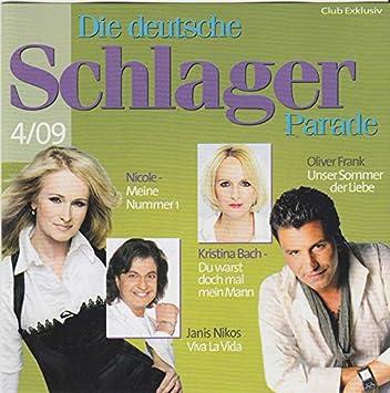 Deutsche Schiagerparade Exclusive Die Flippers Nicki