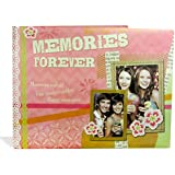 Gift Gallery Archies Memories Forever Scrapbook - Best Gift For Birthday, Anniversary, Wedding, And Many More
