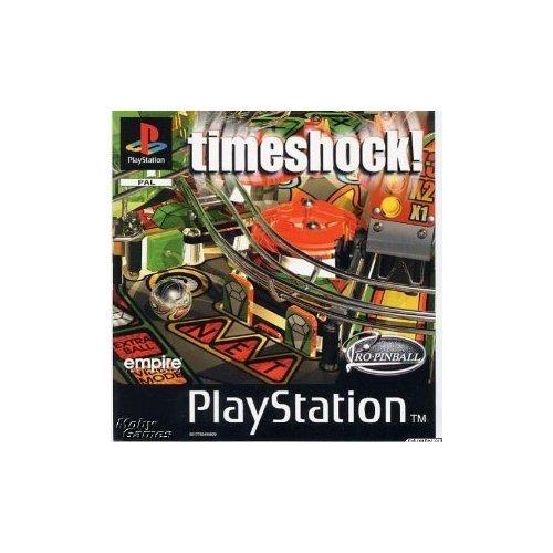 Timeshock Pro-Pinball