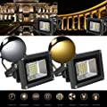 10W 20 SMD LED Flood Light Spotlight Lamp Outdoor Waterproof IP65 (Color White)
