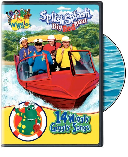 The Wiggles: Splish Splash Big Red - Stores Australia Mango