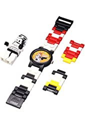 Lego Star Wars Stormtrooper Build Your Own Kid Watch New 9001949 Ages 6+