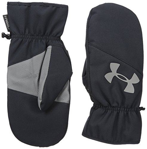 (Under Armour Men's Cart Mitts, Black /Graphite, Large/X-Large)
