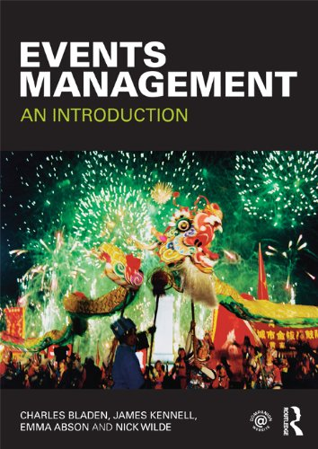 Download Events Management: An Introduction Pdf
