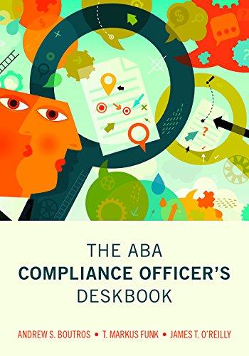 Pdf Law The ABA Compliance Officer's Deskbook