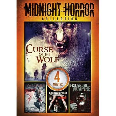 Midnight Horror Collection 4 [Edizione: Stati Uniti] [Italia] [DVD]