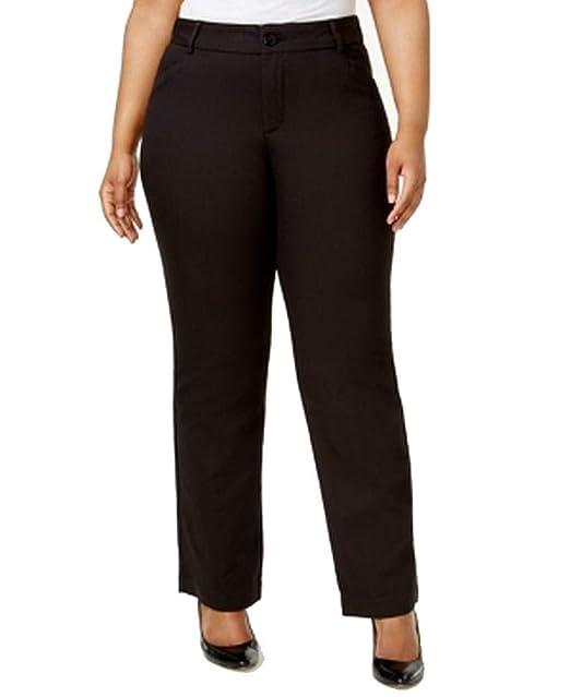 Amazon.com: LEE - Pantalones de vestir para mujer, sin ...