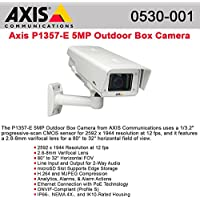 0530-001 P1357-E Network Camera outdoor AXIS Communications Network Fixed Surveillance Camera