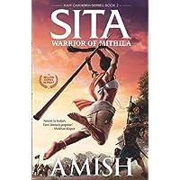 Sita Warrior Of Mithila by Amish - Paperback