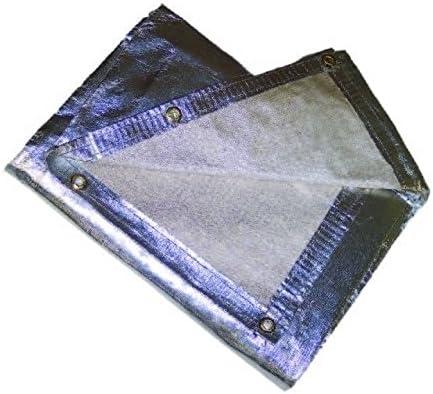 12 X 12 Aluminized Fiberglass Welding Blanket