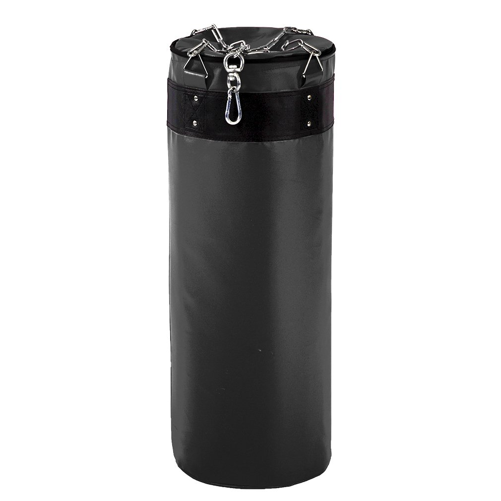 FDW BestMassage Heavy Duty Pro Punching Bag with Chains Home Fitness Equipment Sand Bag by FDW