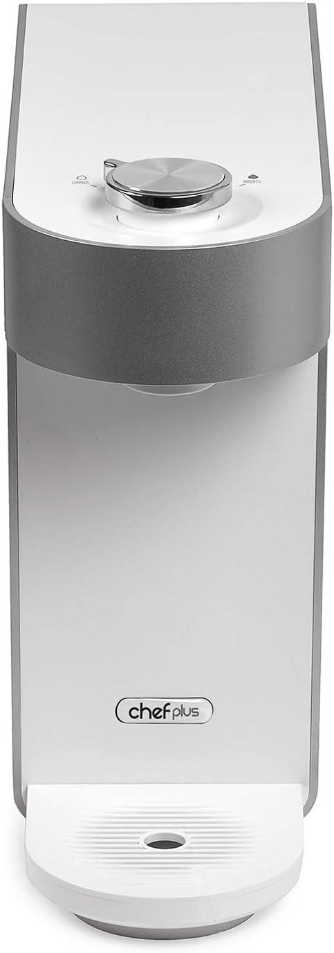 Chef Plus Aquality: purificador de Agua de sobreencimera con tecnología NanoTrap: Amazon.es: Hogar