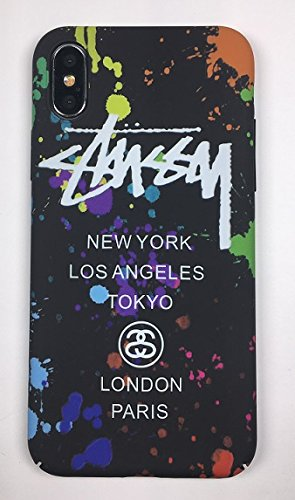 ea90a41b6e 【STUSSY ステューシー】iPhone Xケース アイフォンX スマホケース カバー アイフォンX iphoneXカバー ファッション