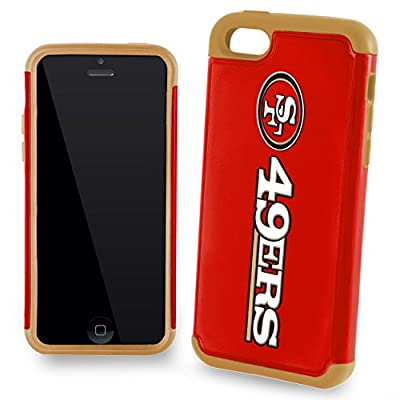 Forever Collectibles Dual Hybrid 2-Piece TPU Case for iPhone 5c - Retail Packaging