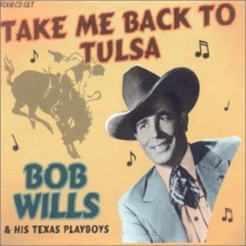 Take Me Back to Tulsa by CD