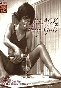 Amazon.com: Black Party Girls: Vanessa Del Rio, Anonymous