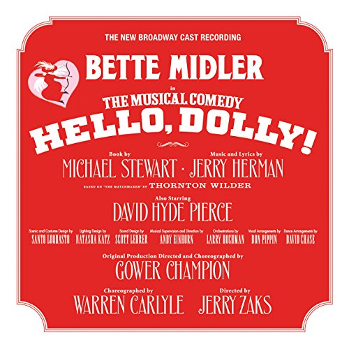 Hello, Dolly! (New Broadway Cast Recording)