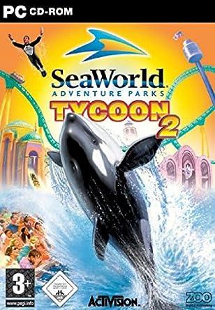 Seaworld Adventure Parks Tycoon 2 (PC): Amazon co uk: PC & Video Games
