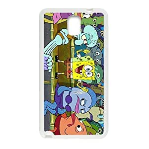 WWWE Funny Ponge Bob Squarepants Design Best Seller High Quality Phone Case For Samsung Galacxy Note 3
