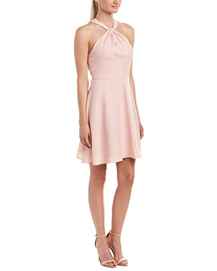500bd5e756 CeCe Womens Gigi- Twist Neck Lace Combo Fit   Flare at Amazon ...