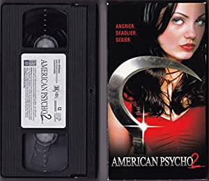 American Psycho 2 [VHS]