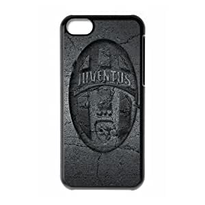 iPhone 5c Cell Phone Case Black Juventus mssm
