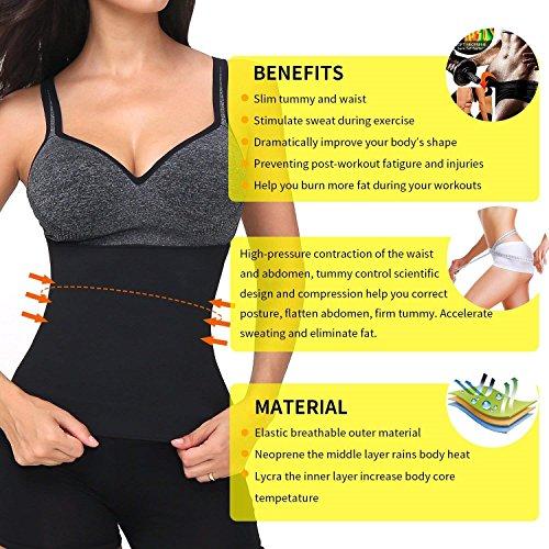 73164608fb Buy ADA Hot Body Slim Shaper Slim Belt - ADA Slimming Belt - ADA Hot Body  Shapers Melt N Slim Belt Tummy Trimmer Neotex (Unisex) Online at Low Prices  in ...