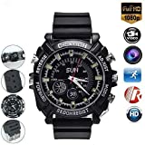 Best Spy Watches - HD Hidden Spy Cameras Watch with Night Vision Review