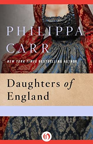 book cover of Daughters of England