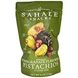 Sahale Snacks, Snack Better, Naturally Pomegranate Flavored Pistachios, Glazed Mix, 4 oz (113 g) Sahale Snacks, Snack Better, Naturally Pomegranate Flavored Pistachios, Glazed Mix, 4 oz (113 g) - 2pcs