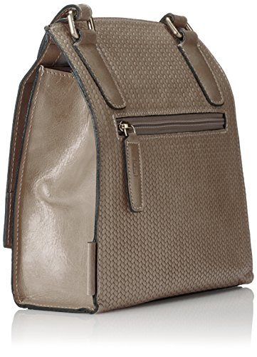 Jost Tallin Ladies Bag with Flap S, Borsa Bowling Donna Beige (Beige (Dove))