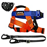Fusion Climb Tactical Edition Kids Commercial Zip Line Kit Harness/Lanyard/Trolley Bundle FTK-K-HLT-05