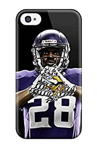 Hot Adrian Peterson Football Fashion Tpu Touch4 Case Cover For ipod 3412059K86463131