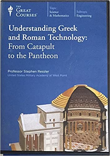 From Catapult to the Pantheon - Stephen Ressler, Ph.D.