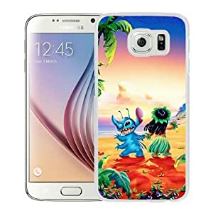 Generic Beautiful And Graceful 20 Shell Case Fit for Samsung Galaxy S6 in Black