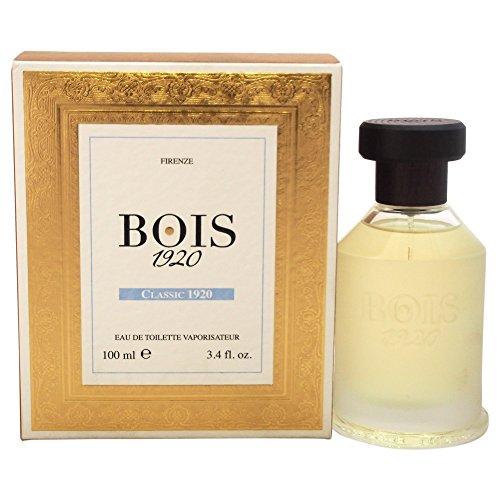 Bois 1920 Eau de Toilette Spray, Classic, 3.4 Ounce
