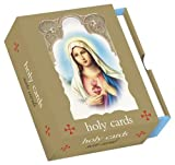 img - for Holy Cards: Note Card Set in a Drawer by Sandra di Pasqua (2005-08-01) book / textbook / text book
