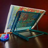 Stand for Diamond Painting Light Box, A4 LED Light Pad Board Holder of 5D Diamond Painting Kits Tool Craft Supplies