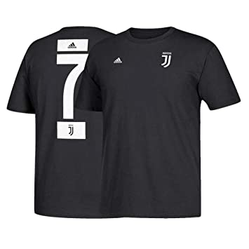 wholesale dealer c3589 6fa25 adidas Cristiano Ronaldo Juventus Men's Player T-Shirt