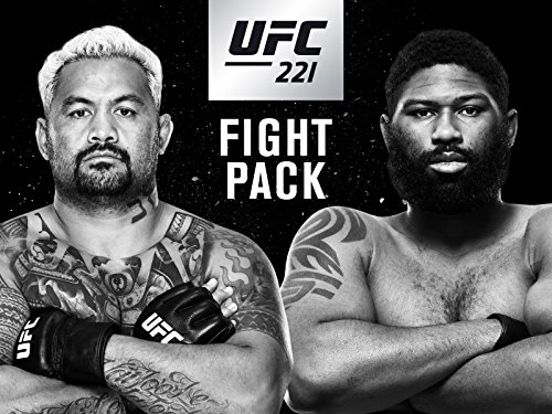 Mark Hunt vs Curtis Blaydes Fight Pack, used for sale  Delivered anywhere in USA