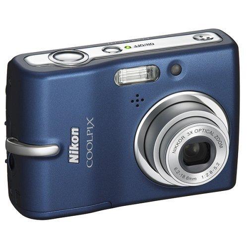 (Nikon Coolpix 6.0MP Digital Camera - Blue (L11))