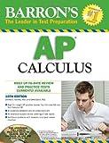 Barrons AP Calculus Book