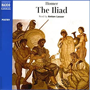 Homer: The Iliad Audiobook