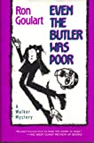 Even the Butler Was Poor, Ron Goulart, 0802757723