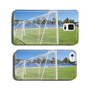 Net soccer goal football green grass cell phone cover case iPhone6