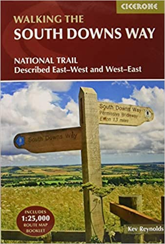 South Downs Way Guidebook (Cicerone)