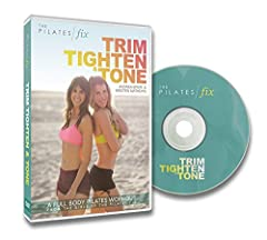 The Pilates Fix brings you a modern mix of classical Pilates and effective cardio movements to create an overall dynamic workout. Included are two 10 minute routines-stretching to increase flexibility and cardio to blast away extra pounds. Th...