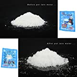 5 Pack Artificial Instant Snow Fluffy Super