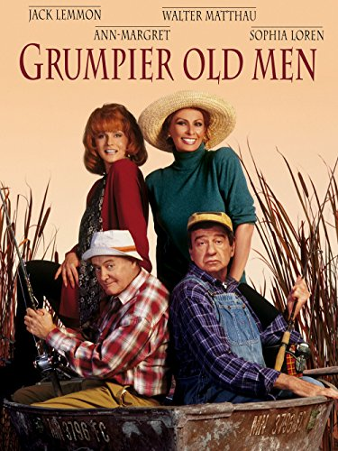 DVD : Grumpier Old Men