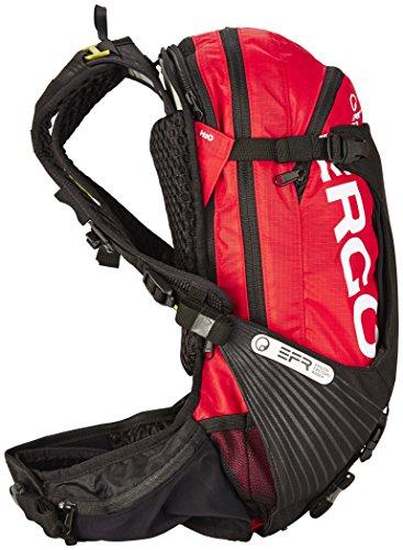 Ergon BA3 Evo Enduro Rucksack 15 + 2 L red Größe Large (ab 1,75 m) 2017 Outdoor-Rucksack damen herren